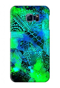 Surreal in Matte Hard Case for Samsung Galaxy S6