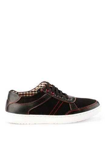 Rocklander black Rocklander Sneakers RO753SH0UU90ID_1