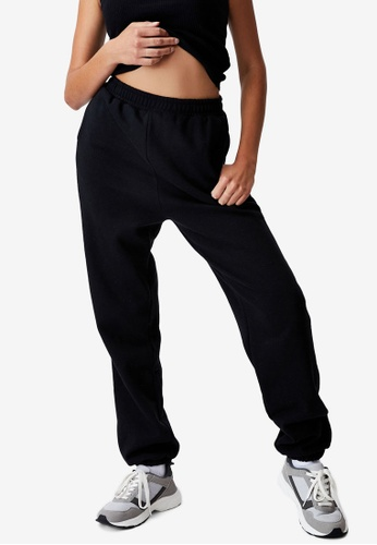 Cotton On black Classic Track Pants 38859AAC7AC3C5GS_1