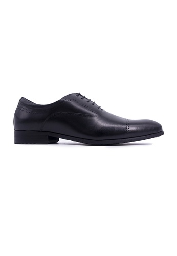 Hanson Bootmaker black Hanson Bootmaker Lace-up Oxford - Black B572ESH4D7074EGS_1