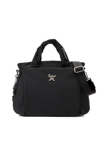 Salad Dumpling leather shoulder bag 3E3ABACB2A300DGS_1