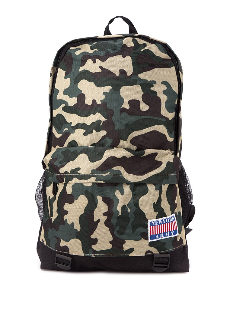 Newyork Army Camouflage Backpack