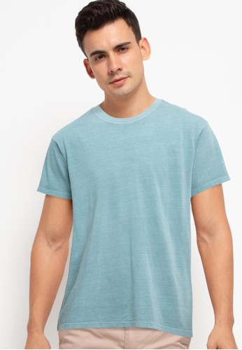 Billabong blue Premium Wave Wash Short Sleeve Tee F4ED7AA33FA9E8GS_1
