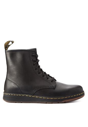 Dr Martens black NEWTON Boots DR086SH0JAQXPH_1
