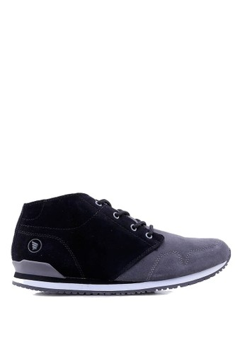 Sogno black Shoes Male Frederick - H 5251 A72DBSHC4606D2GS_1