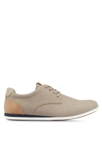 ALDO brown Ibareni Sneakers D094DSHA71C3A6GS_1