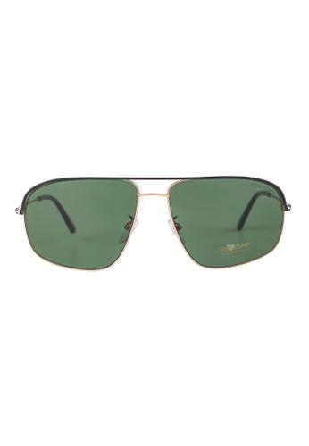 Tom Ford black TOM FORD Justin Square Black Sunglasses TF467 TO545AC40JFZMY_1