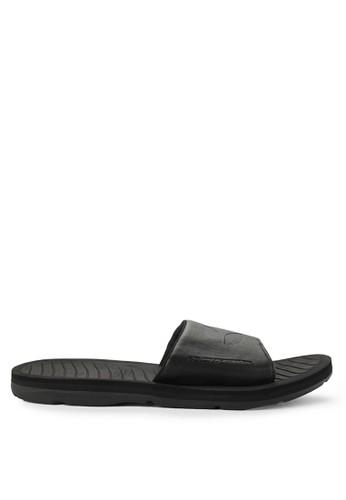 No Fear black Hits 2 - Regular Fit Super Sandals 3A215SH6AA5A84GS_1