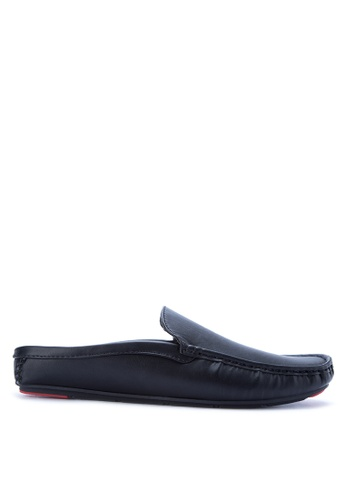 Preview black Edan Half Loafers PR211SH0JUSRPH_1