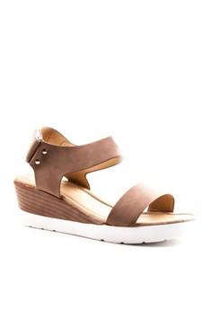 Wendy Wedge Sandals