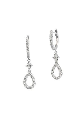 GOLDHEART GOLDHEART Earrings, Diamond White Gold 750 (E891) 999D3ACE2C3713GS_1