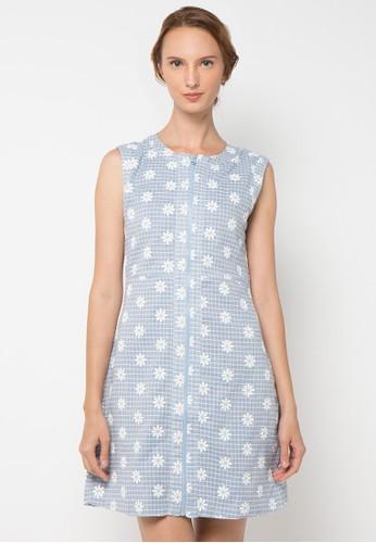 sophistix blue Avita Dress SO829AA06XVDID_1