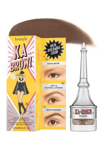 Benefit brown Ka-BROW! Eyebrow Cream-gel Color #04 (Medium) 06FB9BE51FA00CGS_1