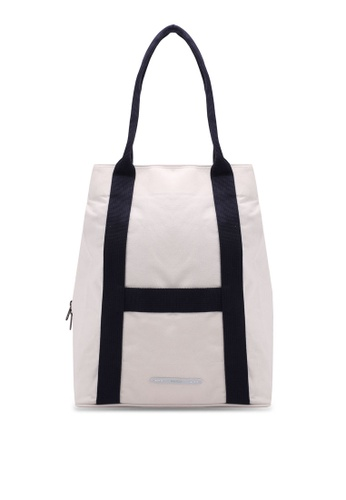 Rawrow white Wax 295 Shoulder Cotna Bag 17350AC6D2DFEFGS_1