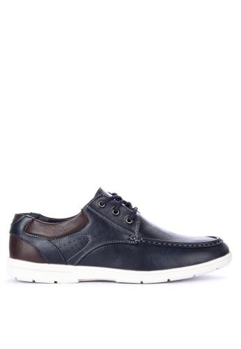 H2Ocean navy Sancho Boat Shoes 88E67SHECF0EFFGS_1