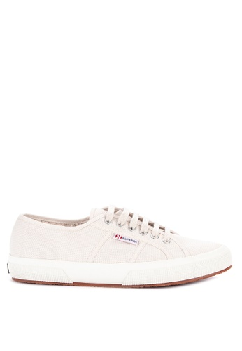 Superga grey 2750-Cotu Classic Sneakers E3F0BSHAE98263GS_1