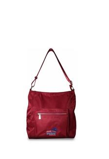 a747a2b11902 Santa Barbara Polo   Racquet Club Nylon Shoulder Bag with Embroidery  EB44CAC84B7D29GS 1