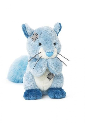 Her Jewellery Me to You Plush Toys - 4″ My Blue Nose Friend – Chipmunk 36AF3TH8E5788DGS_1