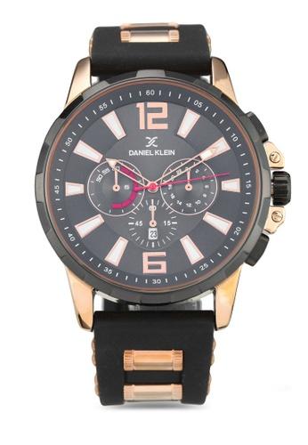Daniel Klein black Daniel Klein Black Male Watches - DK11044-5 67381ACDE2FDC9GS_1