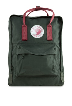 754b2052340948 Sizes One Size. Fjallraven Kanken green Forest Green Ox Red Kanken Classic  Backpack FJ859AC41LCOSG 1