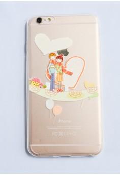 Inlove Transparent Soft Case for iPhone 6 plus/ 6s plus