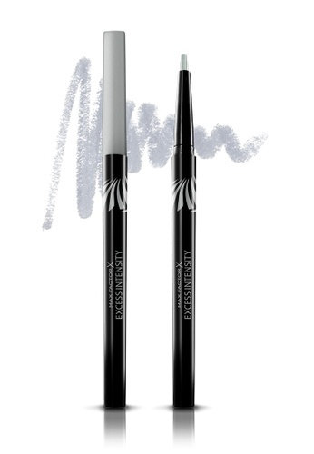 Max Factor Max Factor Excess Intensity Longwear Eyeliner, 05 Excessive Silver E85BABE9DB1075GS_1