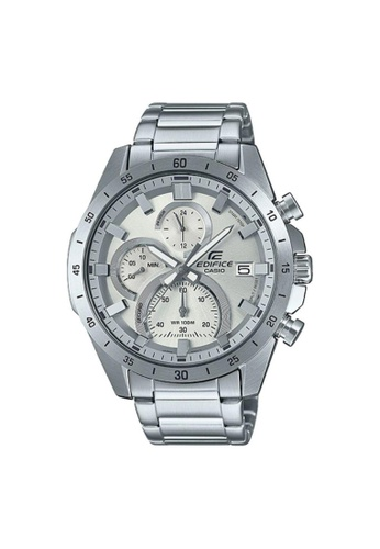 Casio silver CASIO EDIFICE EFR-571MD-8AVUDF STAINLESS STEEL MEN'S WATCH DC39CACDC49CFAGS_1