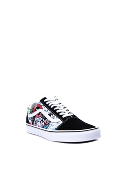 9b30a4d4f3 Vans Vans Mash Up Old Skool Sneakers Php 4,298.00. Available in several  sizes