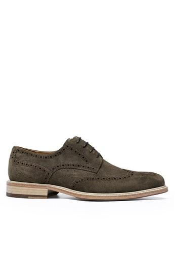 Twenty Eight Shoes 英式紳士真皮牛津鞋DS6908 1598ASH002503CGS_1