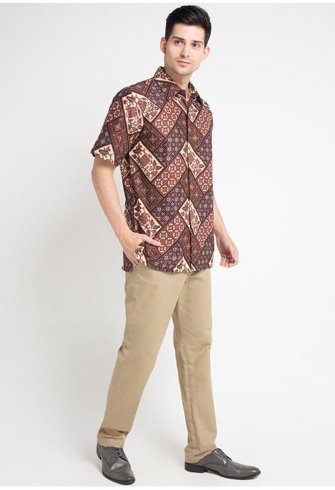 168 Collection Celana Pendek Felice Short Pant Biru Search Source · Batik