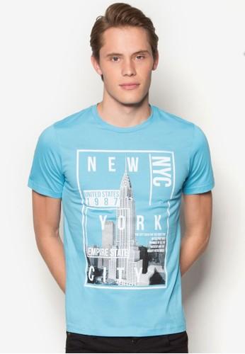 圖文設計TEE, 服飾,esprit門市地址 T恤