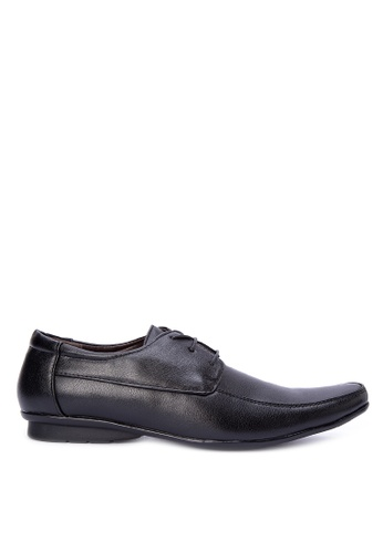 H2Ocean black Kevan Shoes H2527SH0K3DXPH_1
