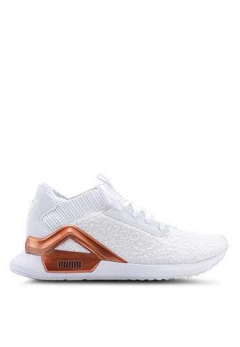 Puma white Run Train Rogue Metallic Women s Shoes 81929SH587DB8AGS 1 7d723c2de06b1