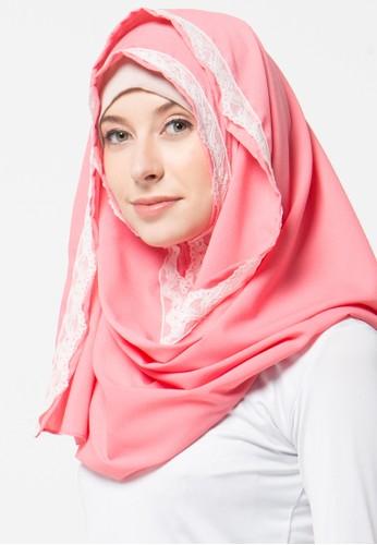 Tatuis pink Pashmina Damour 044 TA675AA34XKJID_1