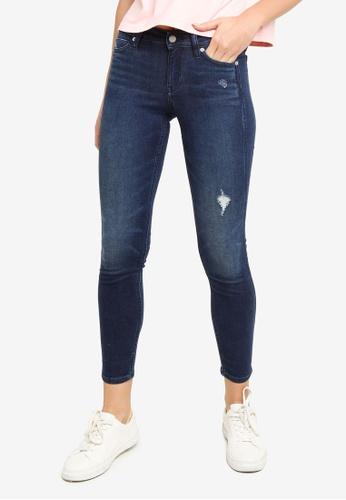 Calvin Klein black Sculpted Skinny Jeans C57BFAAA44F5D0GS_1