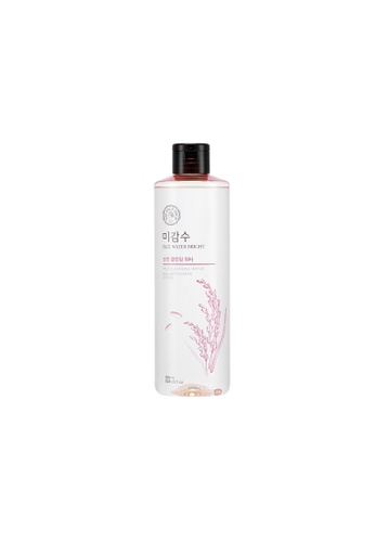 THE FACE SHOP Rice Water Bright Mild Cleansing Water 4F0F5BEEB326BAGS_1
