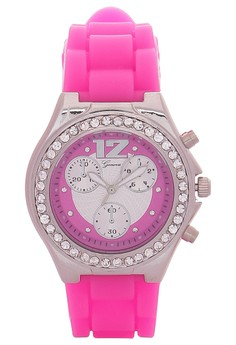 Ladies Quartz Analog Watch GENV-ZC1049