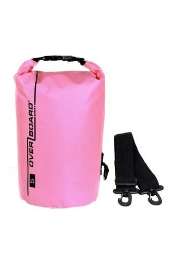 Overboard pink Waterproof Dry Tube Bag 5 Litres 58596AC331245FGS_1