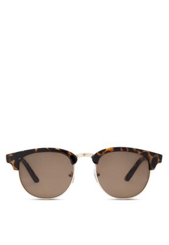 Tortoise Shell Sunglasses、 飾品配件、 方框TopmanTortoiseShellSunglasses最新折價