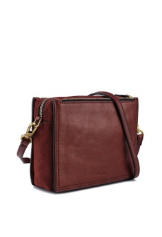 61193139605b Fossil Campbell Sling Bag ZB7592227 S$ 269.00. Sizes One Size