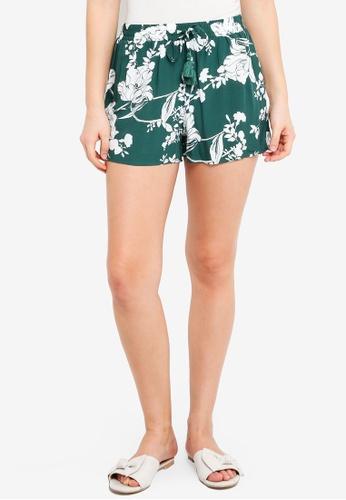 Cotton On green Lana Shorts B34D9AAFF6BD74GS_1