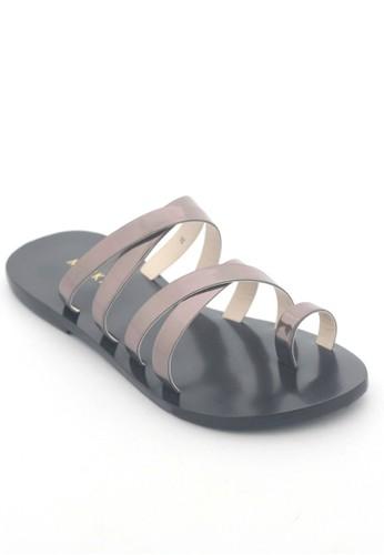 MINKA XARA Bronze Sandal