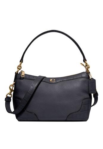 Coach black Ivie Ew Small Shoulder Bag (cv) 31693AC3E23B67GS_1