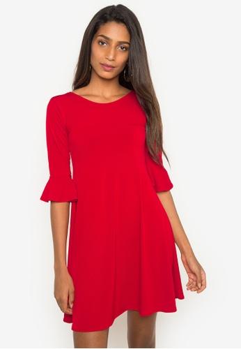 Huxley red Hexania Dress HU539AA0JAT8PH_1
