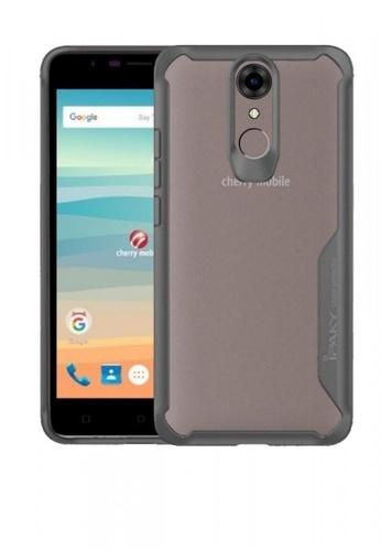 MobileHub grey iPaky Tech Gear Case For Cherry Mobile Flare S6 03FEBAC082B414GS_1