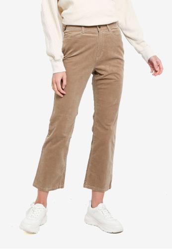 niko and ... beige Corduroy Pants 4925FAA314173AGS_1