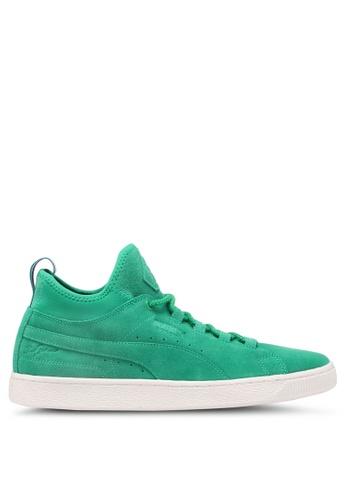 Puma Select green Puma X Big Sean Shoes 554C1SH2472110GS_1