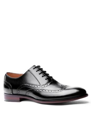 Twenty Eight Shoes Galliano復古雕花真皮皮鞋 8113 B11EESH26023F4GS_1