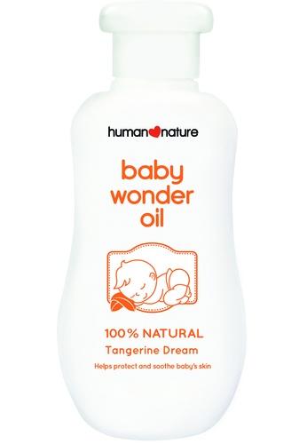 Human Nature n/a 100ML Baby Oil -Tangerine Dream HU123BE0JPYMPH_1