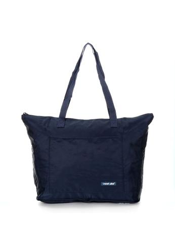 Travel Plus blue Ami Folding Handbag 18247AC6EAE442GS_1